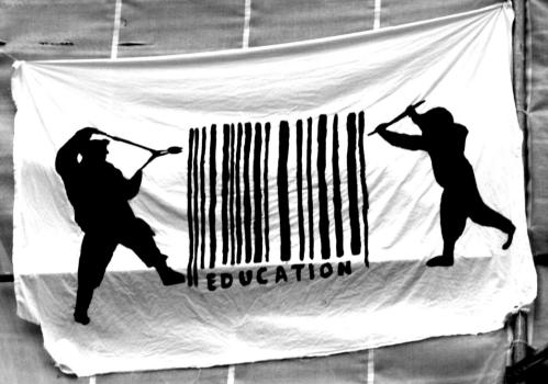 Образованието не е на продажба!